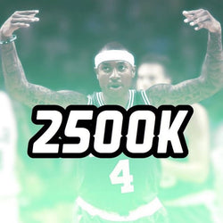 2,500,000 NBA Live Mobile Coins