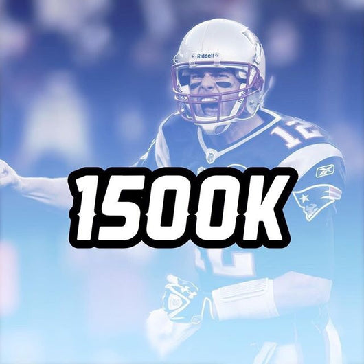 1,500,000 Madden Mobile Coins