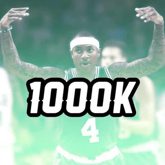 1,000,000 NBA Live Mobile Coins