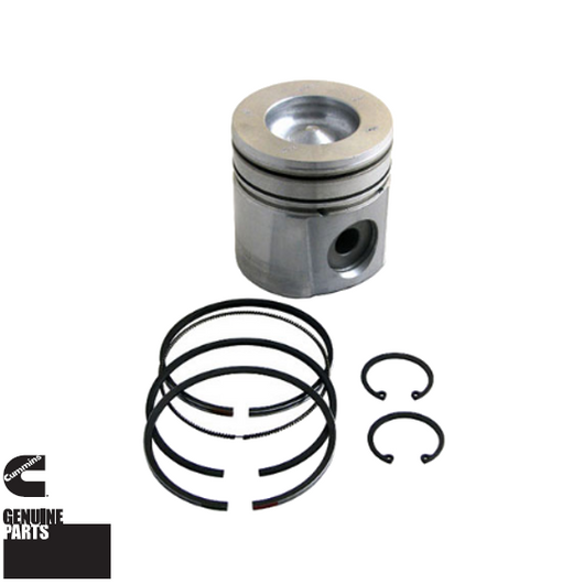 Piston Kit (50mm) | 5.9L 24v Cummins | Dodge 98-02