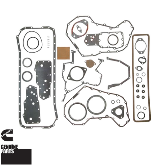 Lower Engine Gasket Set | 5.9L 12v Cummins | Dodge 94-98
