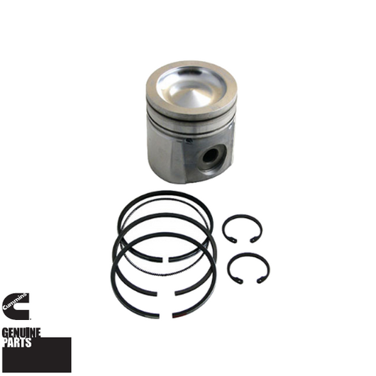 Piston Kit (50mm) | 5.9L 24v Cummins | Dodge 04.5-07