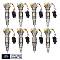 Fuel Injector - Complete Set of 8 | 4.5L / 6.0L Ford Powerstroke