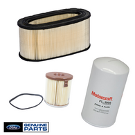 Air Filter, Fuel Filter & Oil Filter Kit | 1994-1998 Ford 7.3L Powerstroke