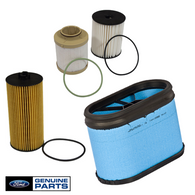 Air Filter, Fuel Filter & Oil Filter Kit | 2008-2010 Ford 6.4L Powerstroke