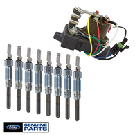 Glow Plug & Controller Kit | 1983-1986 Ford 6.9L International