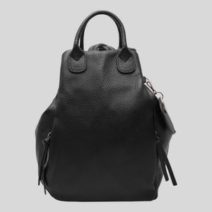 SALE Top Handle Backpack / Hobo Bag / Handbag