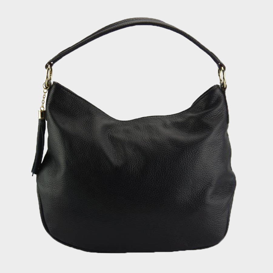 The Tassel Hobo / Cross-body Bag Medium