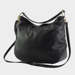 The Lydia Tassel Hobo / Crossbody Bag