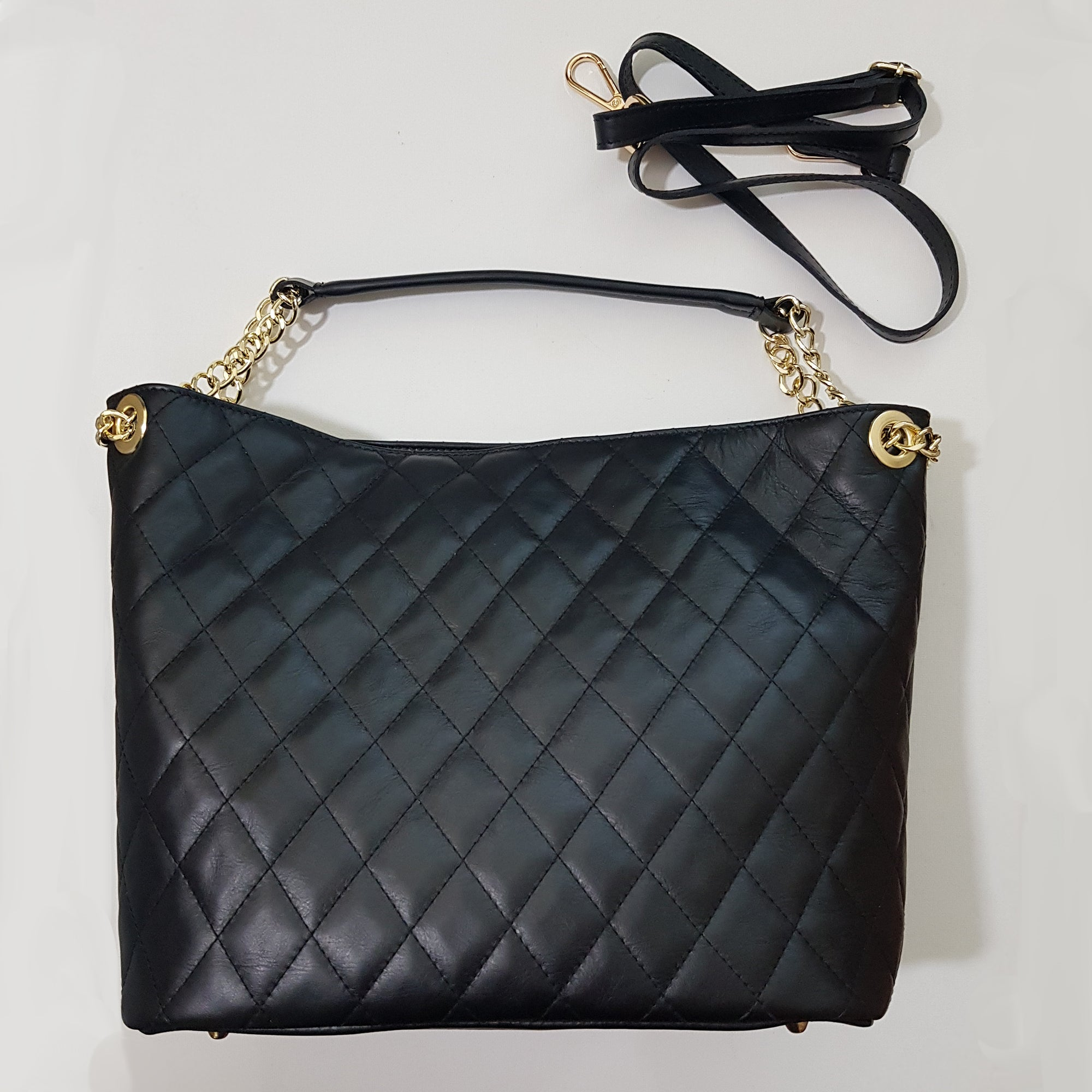 SALE The Quilted Hobo / Crossbody Bag