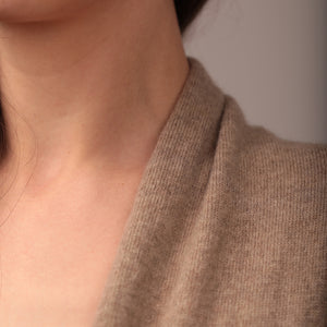 Cashmere Long Cardigan