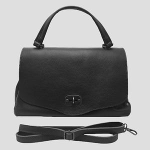 The Power Woman Satchel / Messenger Bag