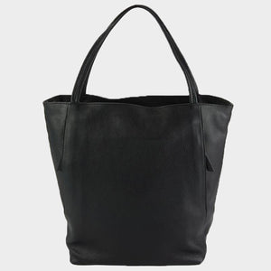 SALE Timeless Large Leather Tote Bag