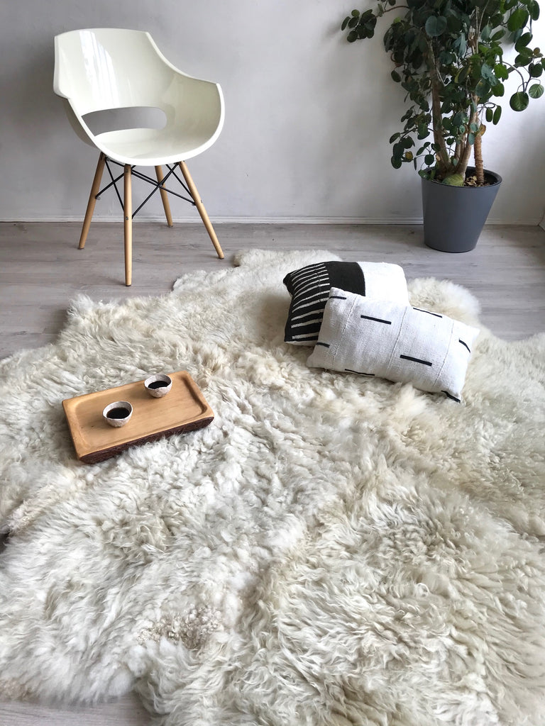 Ethically Sourced Sheepskin Rugs: (and the truth behind mass produced sheepskin and why buying ethically sourced sheepskin is the way to go!)