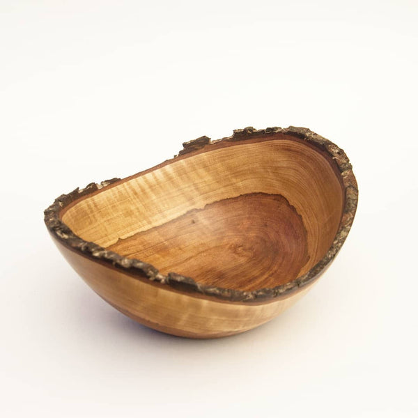 artisan wooden bowl