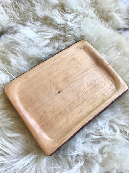 Wooden Tray #5