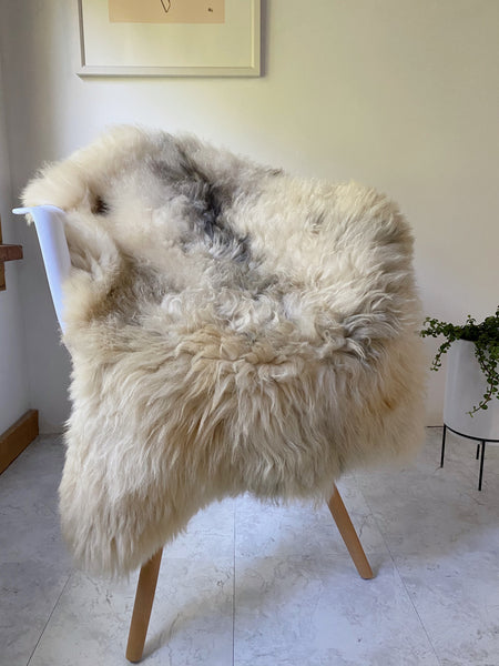 Mixed Colored Sheepskin