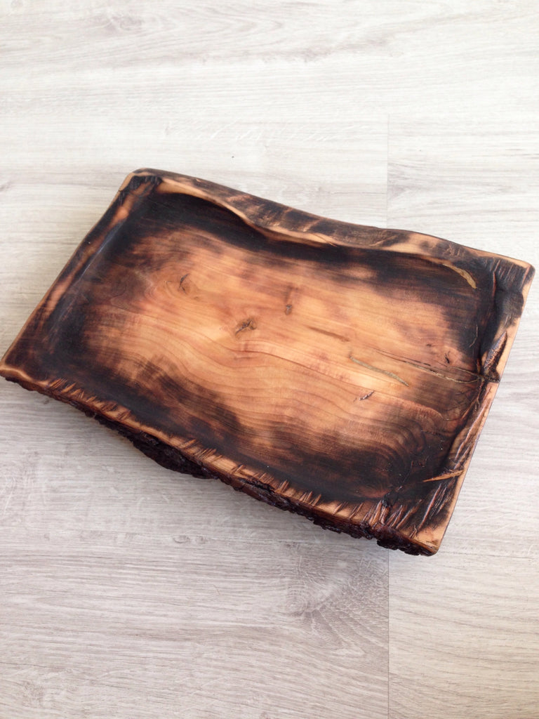 Wooden Tray #1
