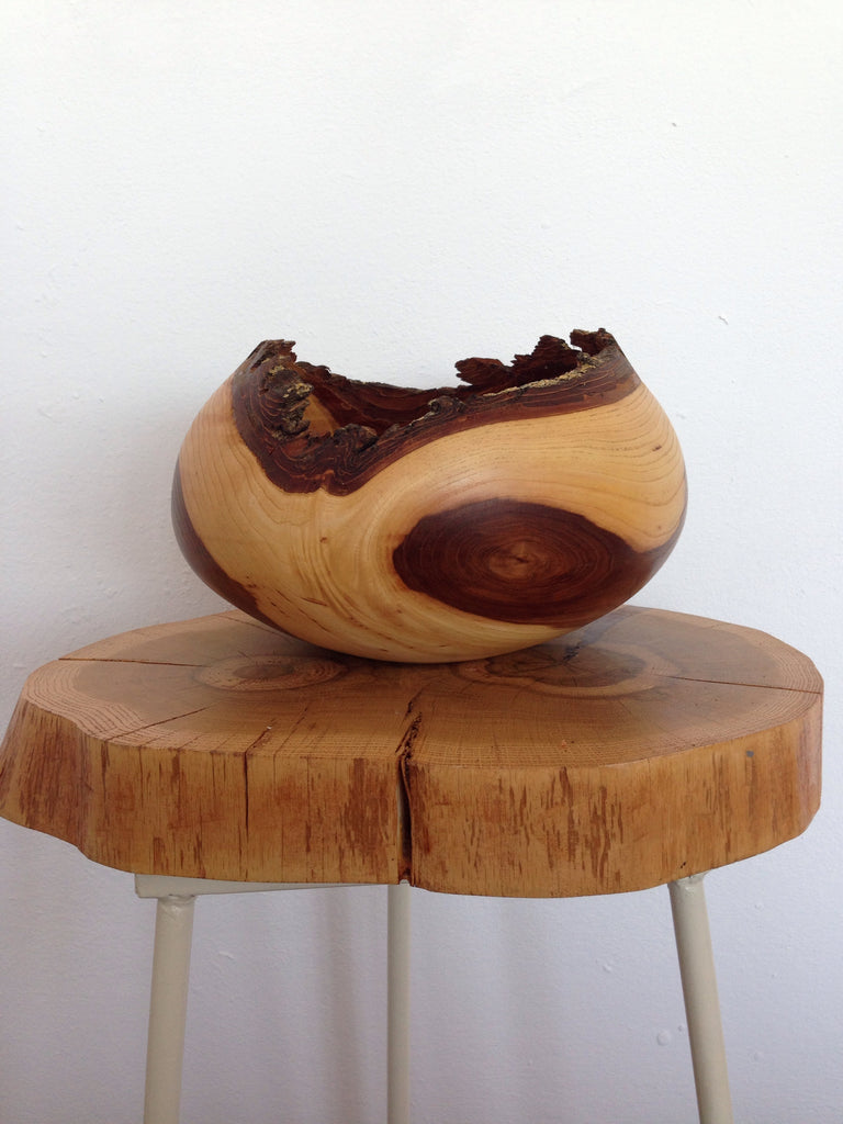 Wooden Bowl #5