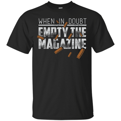 Empty The Magazine - Men's - Creative Military Apparel