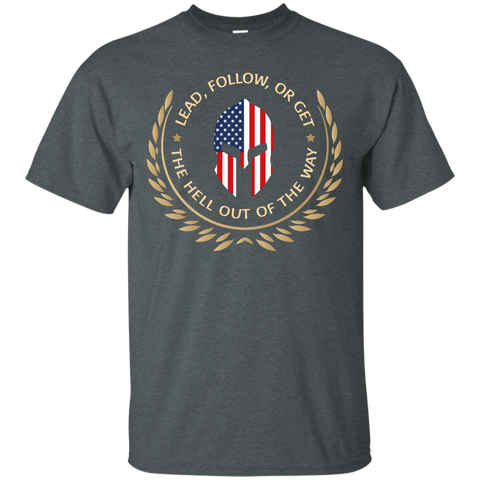 American Leader - Men's - Creative Military Apparel