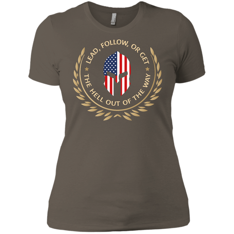 American Leader - Women's - Creative Military Apparel