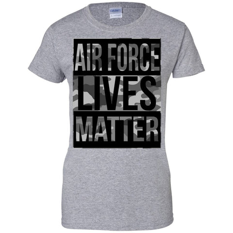 Apparel - Air Force Lives Matter - Women's