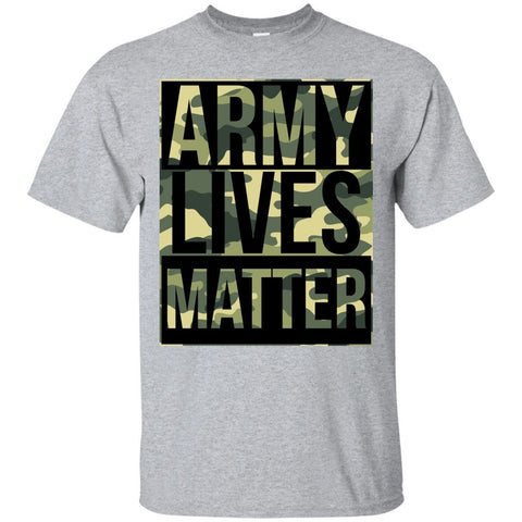 Apparel - Army Lives Matter - Men's