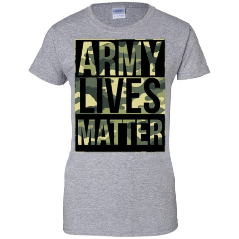Apparel - Army Lives Matter - Women's
