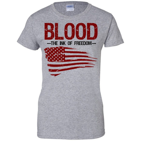 Apparel - Ink Of Freedom - Women's