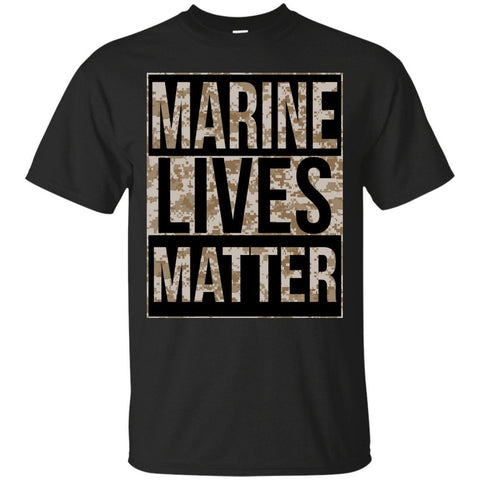 Apparel - Marine Lives Matter - Men's