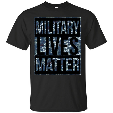 Apparel - Military Lives Matter - Men's