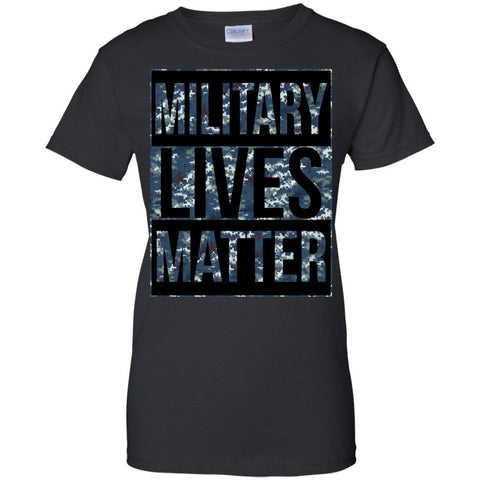 Apparel - Military Lives Matter - Women's