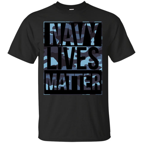 Apparel - Navy Lives Matter - Men's
