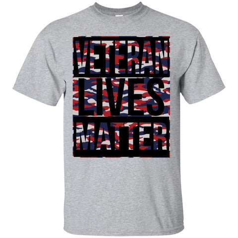 Apparel - Veteran Lives Matter - Men's