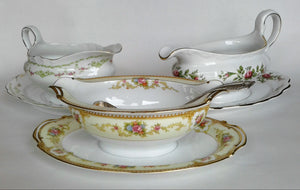 Vintage Gravy Boats or Salad Dressing Boats