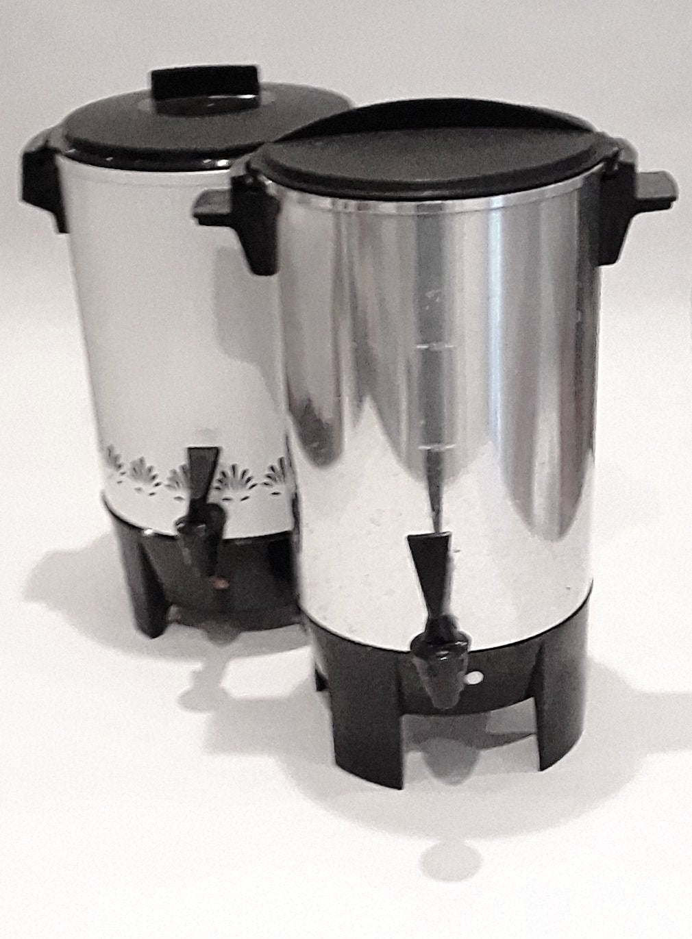 Small Hot Beverage Dispensers / Urns