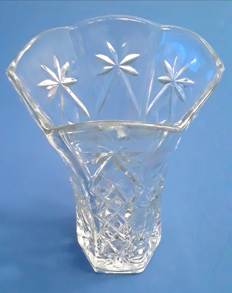 Large Star Glass Vases