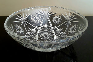 Glass Serving Bowl