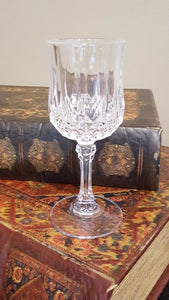 Crystal Cordial Glass
