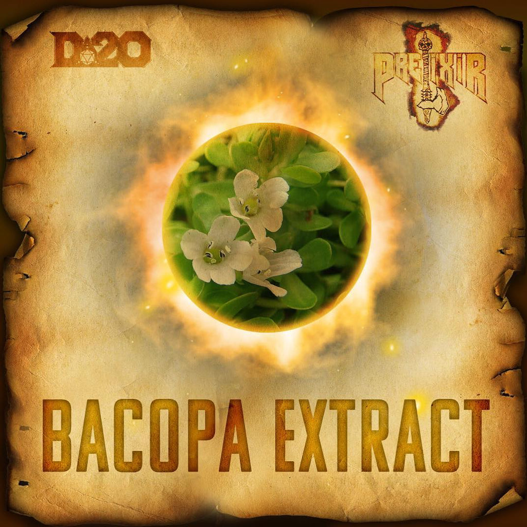 BACOPA EXTRACT: BACOPA FOR BARBYS