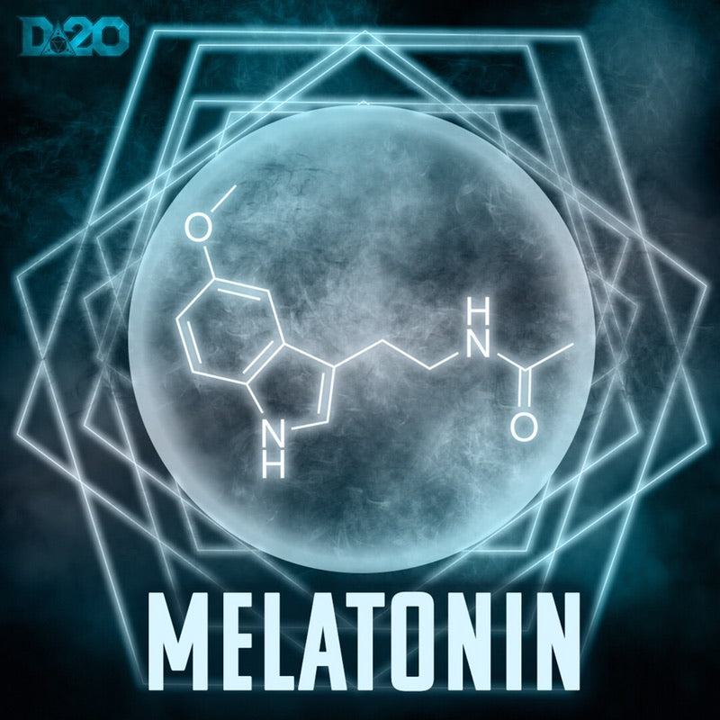 MELATONIN: THE WARRIOR'S MEDICINE
