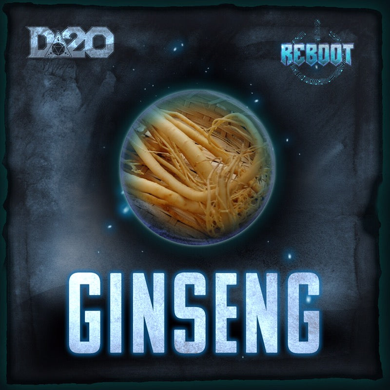 GINSENG : UNTILT YOURSELF