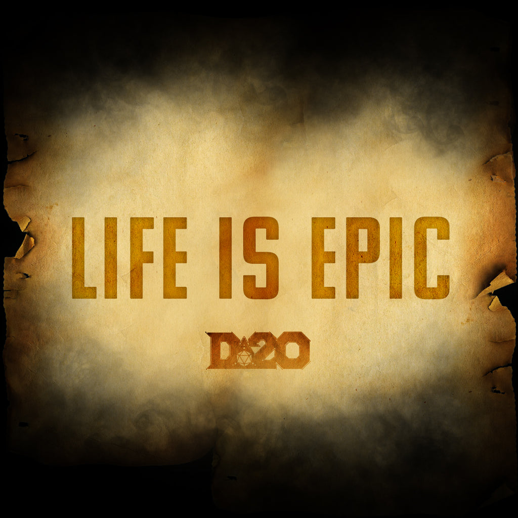 Life is Epic: Your Journey Begins Here
