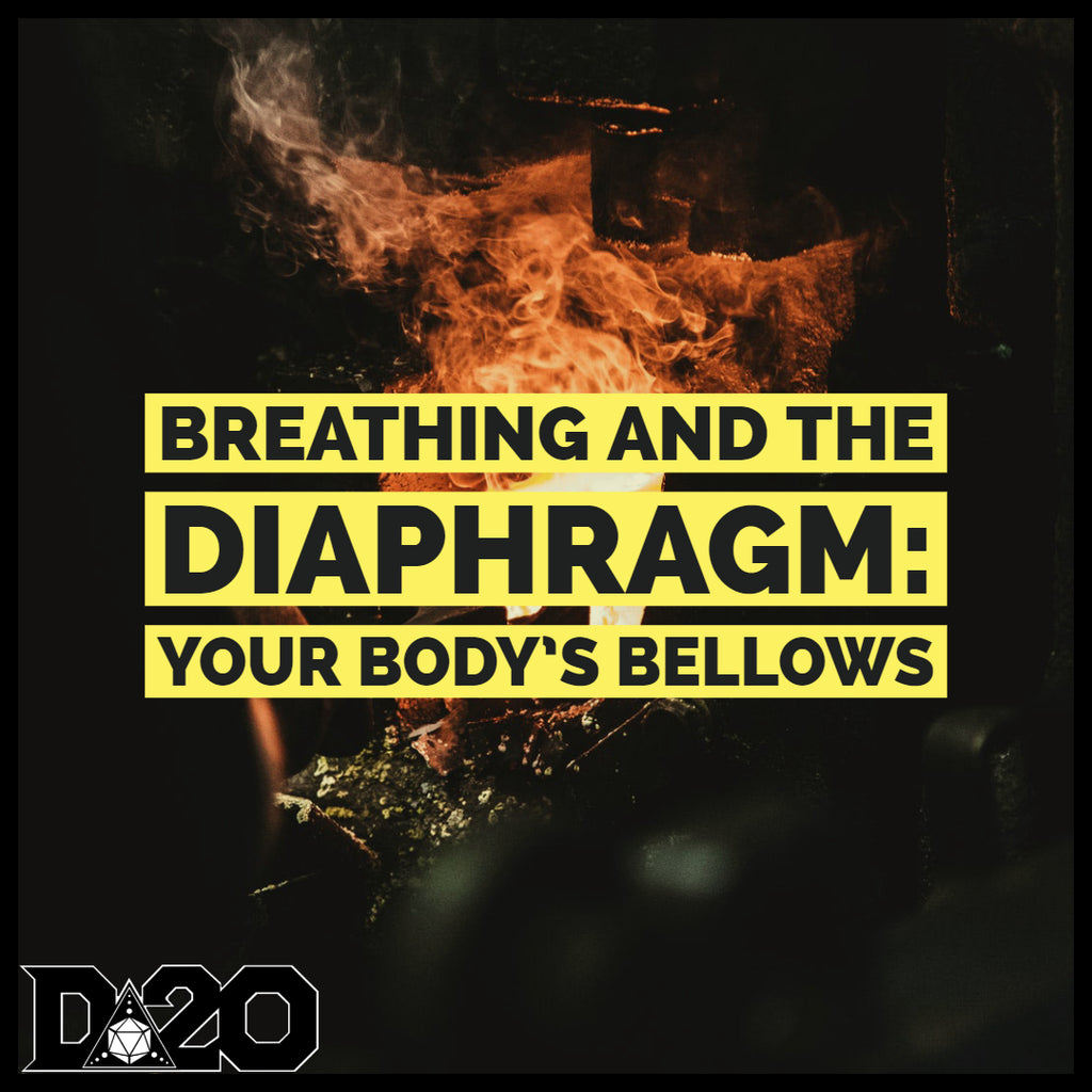 Breathing and the Diaphragm: Your Body's Bellows
