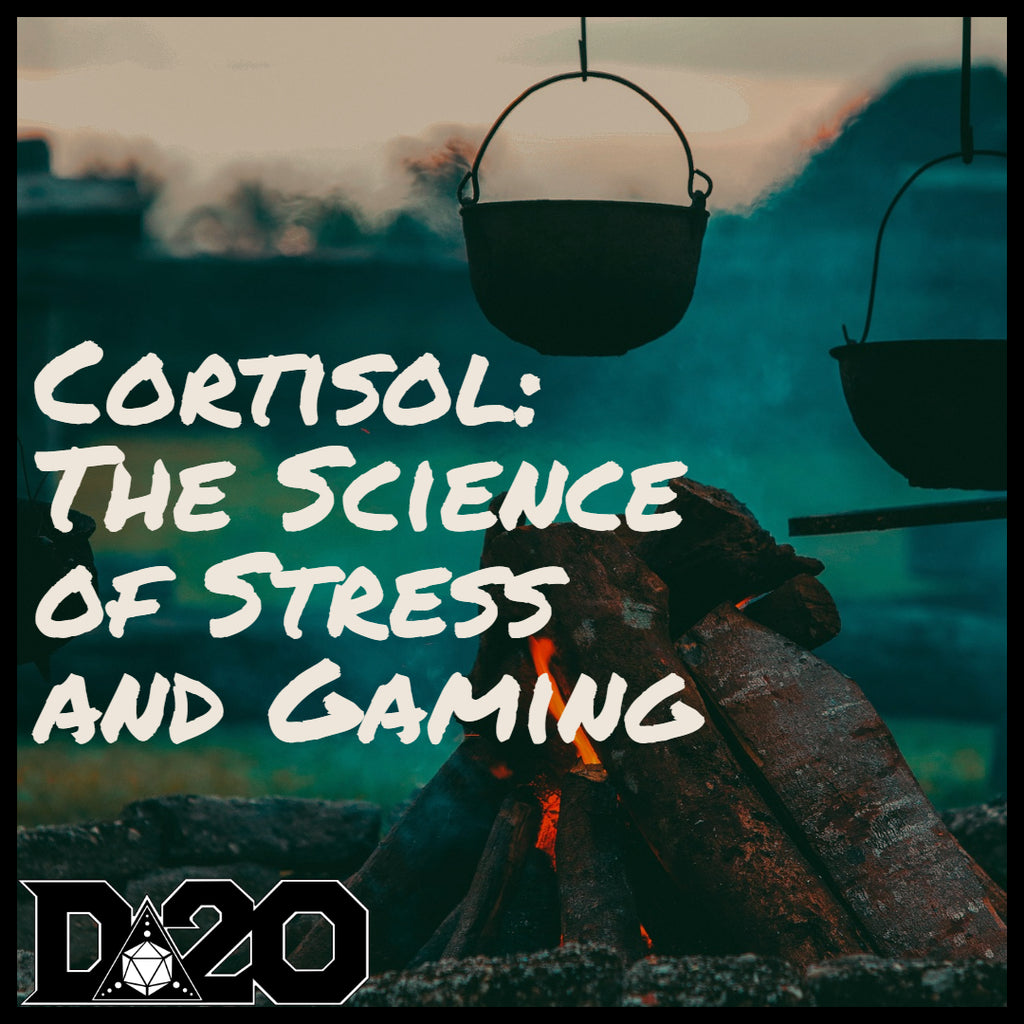 Cortisol: The Science and Stress of Gaming