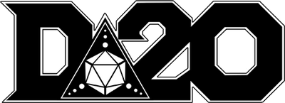 D20 Strength Logo