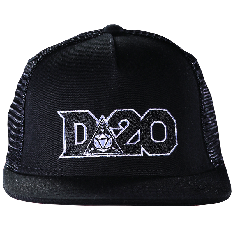 D20 Trucker Hat - D20 Strength