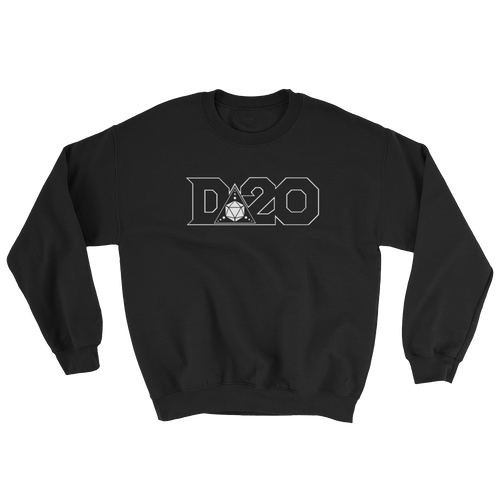 D20 Crewneck - D20 Strength