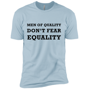 Men of Quality | Feminist Dad | Men's Tee - Feminist T Shirts & Apparel